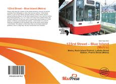 Bookcover of 123rd Street – Blue Island (Metra)