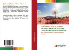 Обложка Da Teoria à Prática: Políticas Públicas de Educação Especial