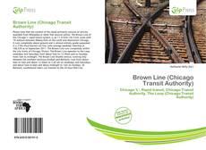 Capa do livro de Brown Line (Chicago Transit Authority)
