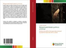 Portada del libro de Responsabilidade político-criminal