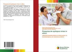 Bookcover of Pesquisa de epítopos virais in silico