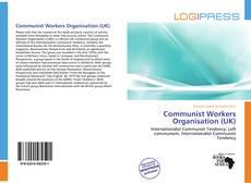 Copertina di Communist Workers Organisation (UK)