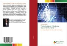 Tecnologia de Edição de Genoma Humano kitap kapağı
