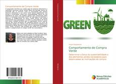 Portada del libro de Comportamento de Compra Verde