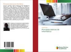 Capa do livro de Princípios básicos de informática