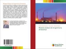 Capa do livro de Modelo Global de Engenharia Ambiental
