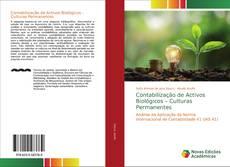 Buchcover von Contabilização de Activos Biológicos – Culturas Permanentes