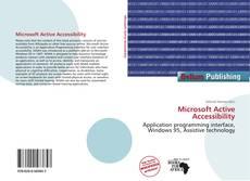 Microsoft Active Accessibility的封面