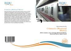 Bookcover of Crémazie (Montreal Metro)