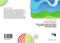Couverture de Aurélie Dupont
