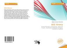 AIS Arena kitap kapağı