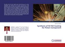 Bookcover of Synthesis of Ni-YSZ Coating for Piston Component