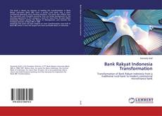 Bookcover of Bank Rakyat Indonesia Transformation