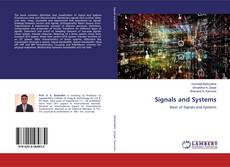 Bookcover of Signals and Systems