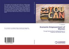 Bookcover of Economic Empowerment of Women
