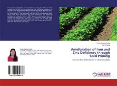 Обложка Amelioration of Iron and Zinc Deficiency through Seed Priming