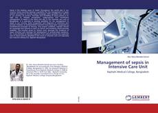 Bookcover of Management of sepsis in Intensive Care Unit