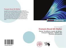 Обложка François Duval dit Malter