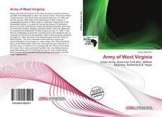 Capa do livro de Army of West Virginia