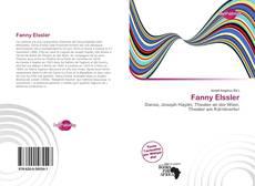 Couverture de Fanny Elssler