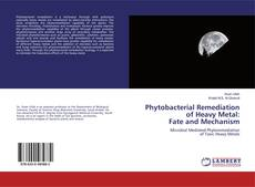 Bookcover of Phytobacterial Remediation of Heavy Metal: Fate and Mechanism
