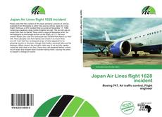 Bookcover of Japan Air Lines flight 1628 incident