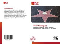 Bookcover of Ruby Rodriguez