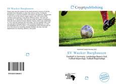 Обложка SV Wacker Burghausen