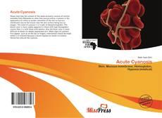 Acute Cyanosis kitap kapağı
