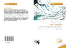 Bookcover of Luc Petton