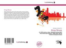 Bookcover of Greg Nixon
