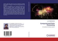 Bookcover of Computerized Data Processing