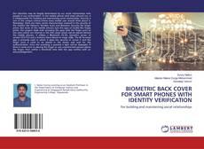 Capa do livro de BIOMETRIC BACK COVER FOR SMART PHONES WITH IDENTITY VERIFICATION