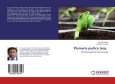 Bookcover of Plumeria pudica Jacq.