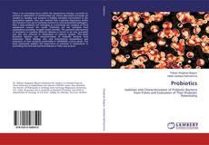 Bookcover of Probiotics
