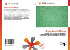 Couverture de Bruno Ecuele Manga