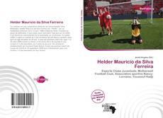 Capa do livro de Helder Mauricio da Silva Ferreira