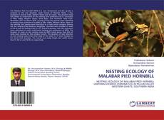 Bookcover of NESTING ECOLOGY OF MALABAR PIED HORNBILL