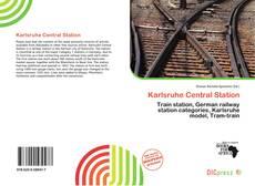 Buchcover von Karlsruhe Central Station