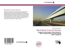 Обложка Mannheim Central Station