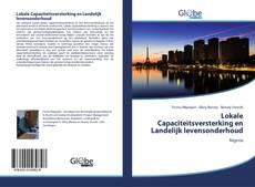 Bookcover of Lokale Capaciteitsversterking en Landelijk levensonderhoud