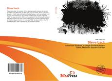 Bookcover of Steve Lach