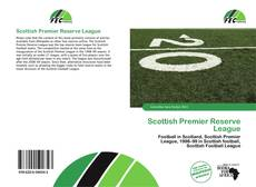 Portada del libro de Scottish Premier Reserve League