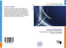 Bookcover of Tomas Scheckter