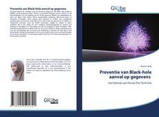 Portada del libro de Preventie van Black-hole aanval op gegevens
