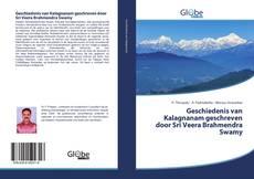 Bookcover of Geschiedenis van Kalagnanam geschreven door Sri Veera Brahmendra Swamy