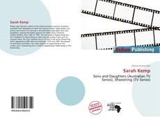 Sarah Kemp的封面
