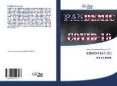 Portada del libro de COVID-19 (电晕)