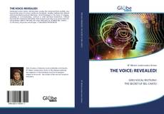 Portada del libro de THE VOICE: REVEALED!