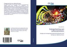 Bookcover of Categorisering van carbonylclusters